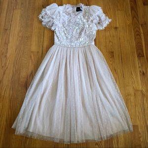 Needle & Thread Shirley Ribbon Bodice Dress